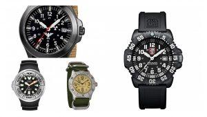 relojes militares y tácticos