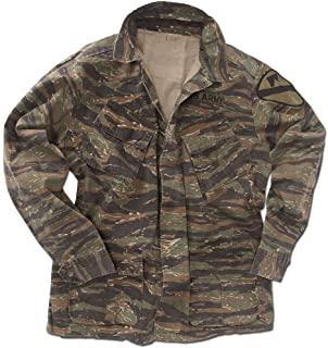 chaquetas militares BDU tiger stripes